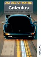 As Use of Maths: Modelling with Calculus: Calculus (Paperback)