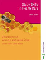 STUDY SKILLS IN HEALTH CARE -FNHCS (Paperback)