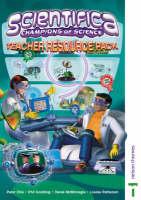 Scientifica Teacher Resource Pack 9 CD-ROM (CD-ROM)