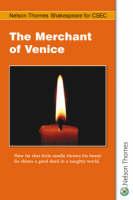 Nelson Thornes Shakespeare for CSEC: Merchant of Venice (Paperback)