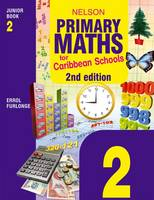 Nelson Primary Maths for Caribbean Schools Junior Book 2 (Paperback)