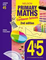 Nelson Primary Maths for Caribbean Schools Junior Book 4&5 (Paperback)