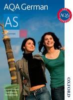 AQA German: AS book (Paperback)
