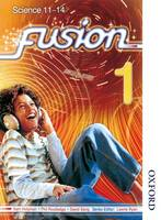 Fusion 1 Pupil Book: Science 11-14 (Paperback)