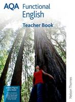 AQA Functional English Teacher's Book: Entry Level 3 to Level 2 (Paperback)