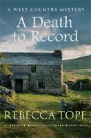 A Death to Record - West Country Mysteries (Paperback)