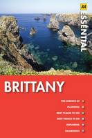Brittany - AA Essential Guide (Paperback)