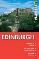 Edinburgh - AA Essential Guide (Paperback)