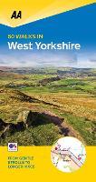 50 Walks in West Yorkshire - AA 50 Walks (Paperback)