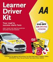 Learner Driver Kit - AA Driving Test Series