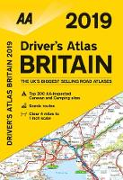 AA Driver's Atlas Britain 2019