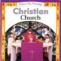 Christian Church - Where We Worship 5 (Paperback)