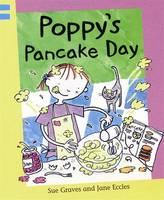 Poppy's Pancake Day: Blue level 2 - Reading Corner 117 (Paperback)