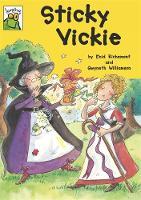 Leapfrog: Sticky Vickie - Leapfrog (Paperback)