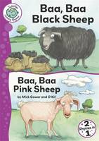 Baa, Baa Black Sheep / Baa, Baa Pink Sheep (Paperback)