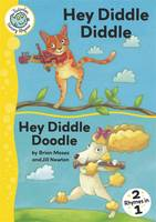 Hey Diddle Diddle / Hey Diddle Doodle (Paperback)