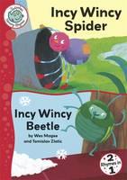 Incy Wincy Spider / Incy Wincy Beetle - Tadpoles Nursery Rhymes 20 (Paperback)