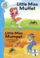 Little Miss Muffet / Little Miss Mumpet (Paperback)