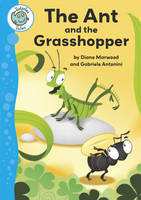 Aesop's Fables: The Ant and the Grasshopper - Tadpoles Tales 2 (Paperback)