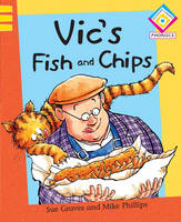 Vic's Fish and Chips - Reading Corner Phonics (Paperback)