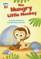 The Hungry Little Monkey (Paperback)