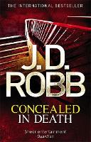 Concealed in Death: 38 - In Death (Paperback)