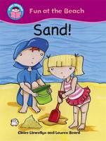 Sand! - Start Reading: Fun at the Beach 6 (Paperback)