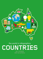 Countries - The World in Infographics 3 (Hardback)