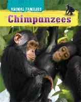 Animal Families: Chimpanzees - Animal Families (Hardback)