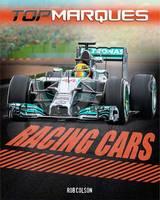 Racing Cars - Top Marques 3 (Hardback)