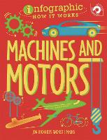 Infographic: How It Works: Machines and Motors - Infographic: How It Works (Hardback)