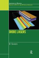 Diode Lasers - Series in Optics and Optoelectronics (Hardback)