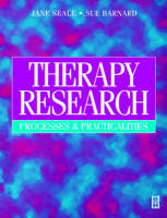 Therapy Research: Processes and Practicalities (Paperback)