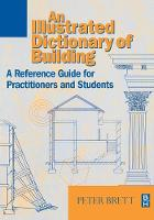Illustrated Dictionary of Building (Paperback)