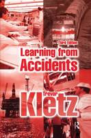 Learning from Accidents (Hardback)