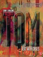 TQM: Text with Cases (Paperback)