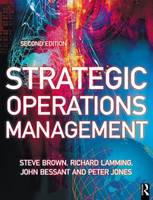 Strategic Operations Management (Paperback)