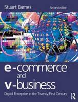 E-Commerce and V-Business (Paperback)