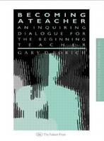Becoming a Teacher - Teachers' Library (Hardback)