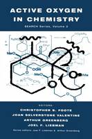 Active Oxygen in Chemistry - Structure Energetics and Reactivity in Chemistry Series 2 (Paperback)