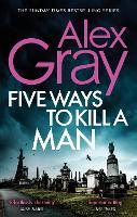 Five Ways To Kill A Man - DSI William Lorimer 7 (Paperback)