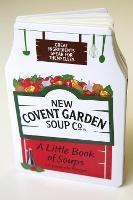 A Little Book of Soups: 50 Favourite Recipes (Hardback)