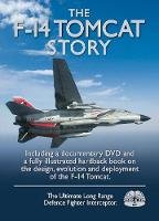 The F-14 Tomcat Story DVD & Book Pack