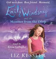 Emily Windsnap and the Monster from the Deep (CD-Audio)