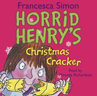 Horrid Henry's Christmas Cracker - Horrid Henry (CD-Audio)