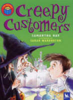 Creepy Customers - I am Reading (Paperback)