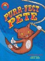 Purr-fect Pete - I am Reading (Paperback)