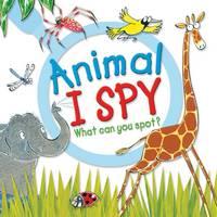 Animal I Spy (Board book)