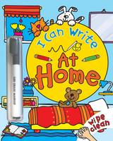I Can Write: At Home (Paperback)