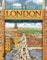 Through Time: London (Paperback)